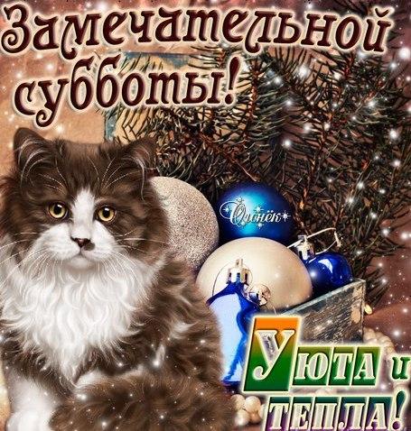открытки с субботним утром и хорошего дня состав ольгинского